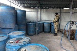 Цех із контрафактним спиртом на суму понад 28 мільйонів гривень виявили прикордонники зі складу Об'єднаних сил (Фото, Відео)