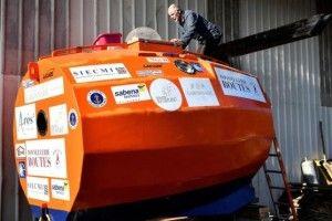 71-річний француз планує в бочці перетнути Атлантичний океан