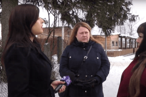 Через смерть чоловіка під Луцьком сусіди сварять майже рік (Відео)