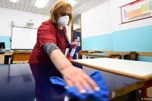 Школу на Волині перевели на дистанційне навчання через спалах коронавірусу серед вчителів