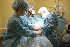 Вперше за останні 15 років в Україні трансплантацію серця провели в Ковелі