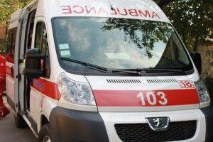 Гарячі вихідні: волинські медики 14 разів виїжджали на виклики через кримінальний травматизм