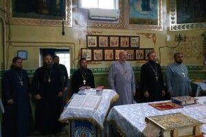 Відбулася сповідь священників Камінь-Каширщини