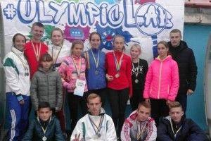 Любешівські спортсмени – перші на спортивних іграх школярів Волині
