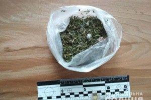 Шість жителів Рівненщини попалися на зберіганні зброї та наркотиків