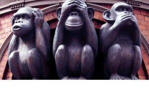«Нічого не бачу, нічого не чую, нічого не скажу»... про «операцію» Ван Гога