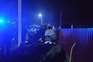 Під Луцьком кросовер влетів у трактор, водій загинув