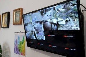 У Зимненській школі встановили відеокамери