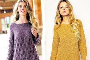 Що носити навесні:  светри чи сукні? Светрові сукні!