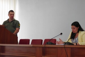 У Рожищенському районі одні з найкращих показників в області щодо відправки призовників на військову службу