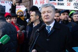 Петро Порошенко: «Нинішня влада йде шляхом Януковича і організовує політичні переслідування опозиції»