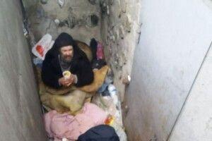 Міський голова Рівного пропонував безхатченку житло, але той відмовився