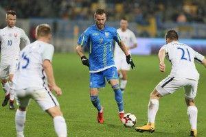 33 + 15: Ярмоленко та Коноплянка вже забили стільки ж, як Шевченко