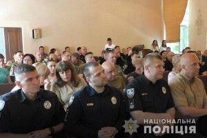 Бійцям роти поліції особливого призначення «Світязь» вручено відзнаки