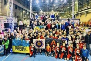 Волинь зайняла І загальнокомандне місце на чемпіонаті України зі змішаних єдиноборств ММА