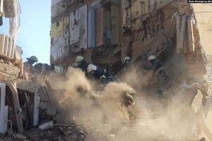 Під завалами в Дрогобичі виявили тіла 8 загиблих