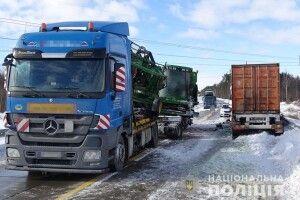 Волинянин на Житомирщині спричинив ДТП: інший водій помер, шукають свідків