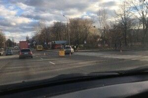 У Луцьку біля мосту – ДТП