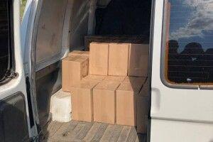 В Ковелі вилучили 500 літрів контрафактного алкоголю (Фото)