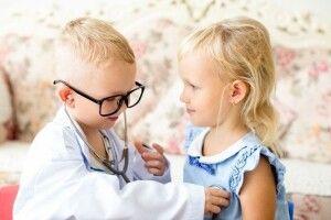 «У малюка заболить пальчик, авйого мами— серце»