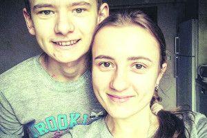 Андрійко живе завдяки своїй сестричці-донору