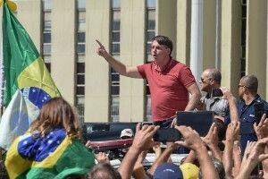Президент Бразилії вийшов намітинг проти… карантину