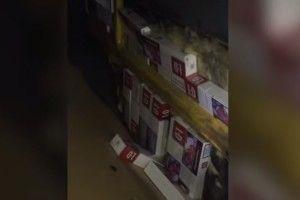 Прикордонники вилучили сигарети на суму 6,8 тисячі гривень та автомобіль, який оцінили у понад 310 тисяч гривень