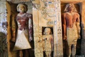 В Єгипті виявили незайману гробницю віком понад 4 тисячі років