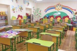 У Цмінах першокласники навчатимуться у «новеньких» класах (Фото)