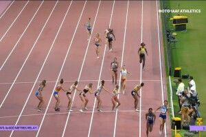 Рівнянка посіла шосте місце на Чемпіонаті світу з легкої атлетики