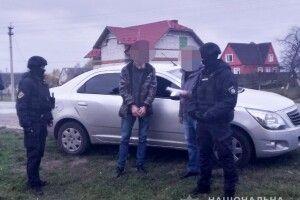 Поліцейські затримали волинянина за незаконний збут наркотиків