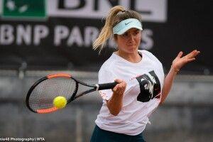 Еліна Світоліна поліпшила свою позицію в рейтингу WTA