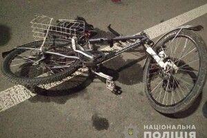Поблизу Луцька водій фури збив 58-річного велосипедиста