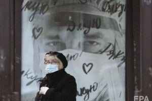 8 березня в Україні COVID виявили у 3 261 людини