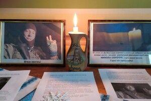 У Лище вшанували убитого снайпером земляка