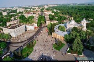 Як виглядатиме Театральний майдан у Луцьку: оголошено бліц-конкурс