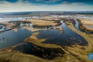 На Волині через сильні дощі з річок басейну Західного Бугу може вийти вода