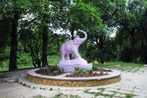 Був уЛуцьку ботанічний сад— інестало його…