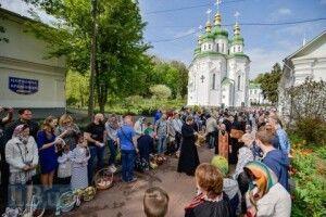 У великодніх літургіях взяли участь 7 млн українців