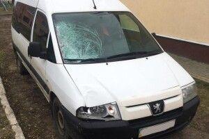 Автомобіль затримали, а водія, який на смерть збив Ірину Мерчук, ще шукають