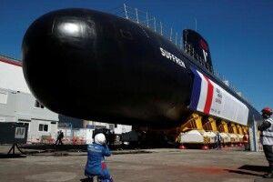 У Франції завершили будівництво атомного підводного човна нового покоління «Баракуда»