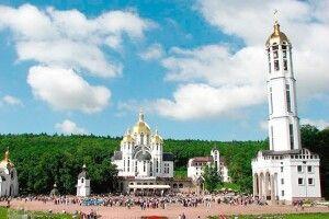 У Зарваниці відбувся акт посвяти  України під покров Пресвятої Богородиці