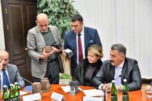 Інвестори з Туреччини висловили зацікавленість агломератним бізнесом у Рівному