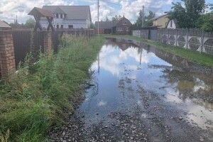 Зливи минули, а вода біля хат у Шацьку тримається: хто винен?