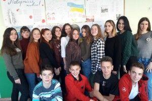 Школярі зібрали 15 тисяч гривень на допомогу військовим