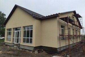 На Володимирщині будують амбулаторію