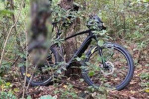 У лісі грибники знайшли повішеним чоловіка, який зник ще на початку червня