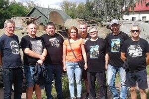 У музеї українського війська презентовано польсько-український туристичний маршрут