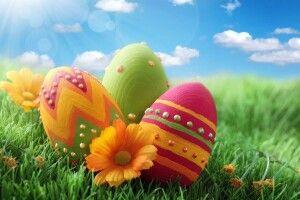 Нехай радість Воскресіння Христового об'єднає всіх українців!
