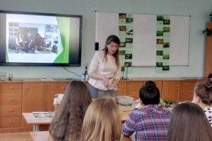 У володимир-волинському коледжі пройшли майстер-класи з акваріумістики та мистецтва аквадизайну